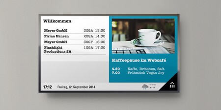 Digital Signage Software For Info Screen And Display