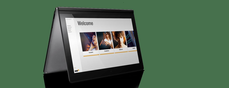 Presentation Software For Interactive Multimedia