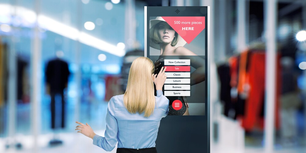 pos kiosk software for retail and malls